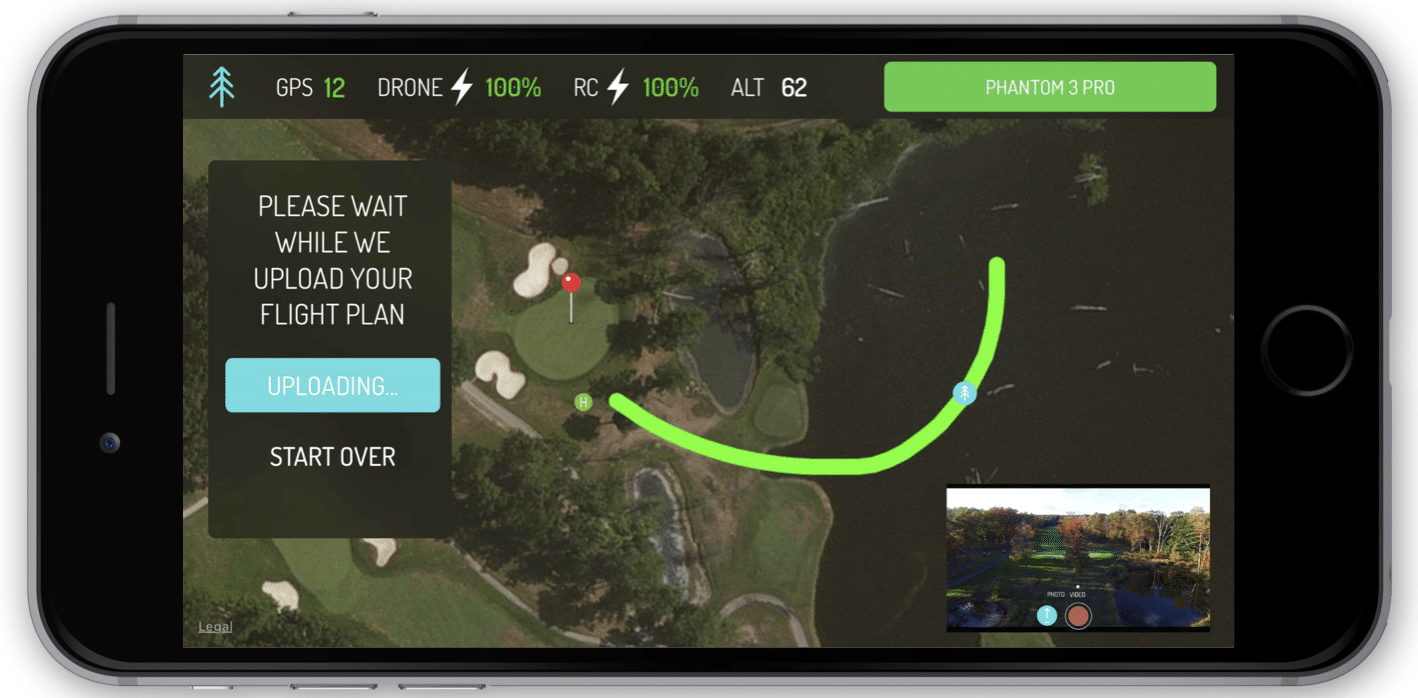 New App By Airnest Brings Ease of Use To Drone Aerial Filming & Photography