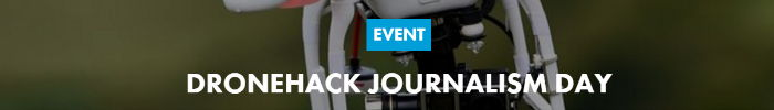 Dronehack Journalism Day
