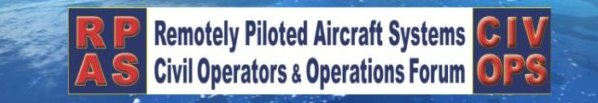 Remotely Piloted Aircraft Systems Civil Operations - RPAS CIV OPS 2016