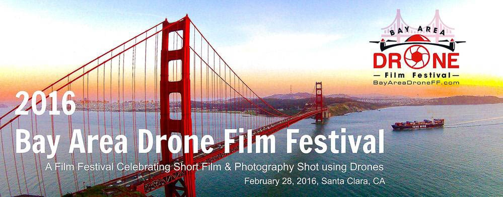 Interview with Clay Coleman, Bay Area Drone Film Festival Organizer
