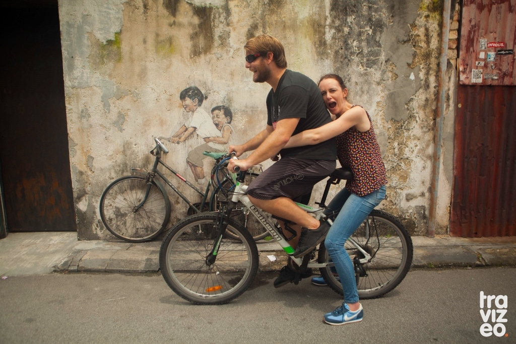Travel video experts Greg Brand & Carole Charreteur from Travizeo