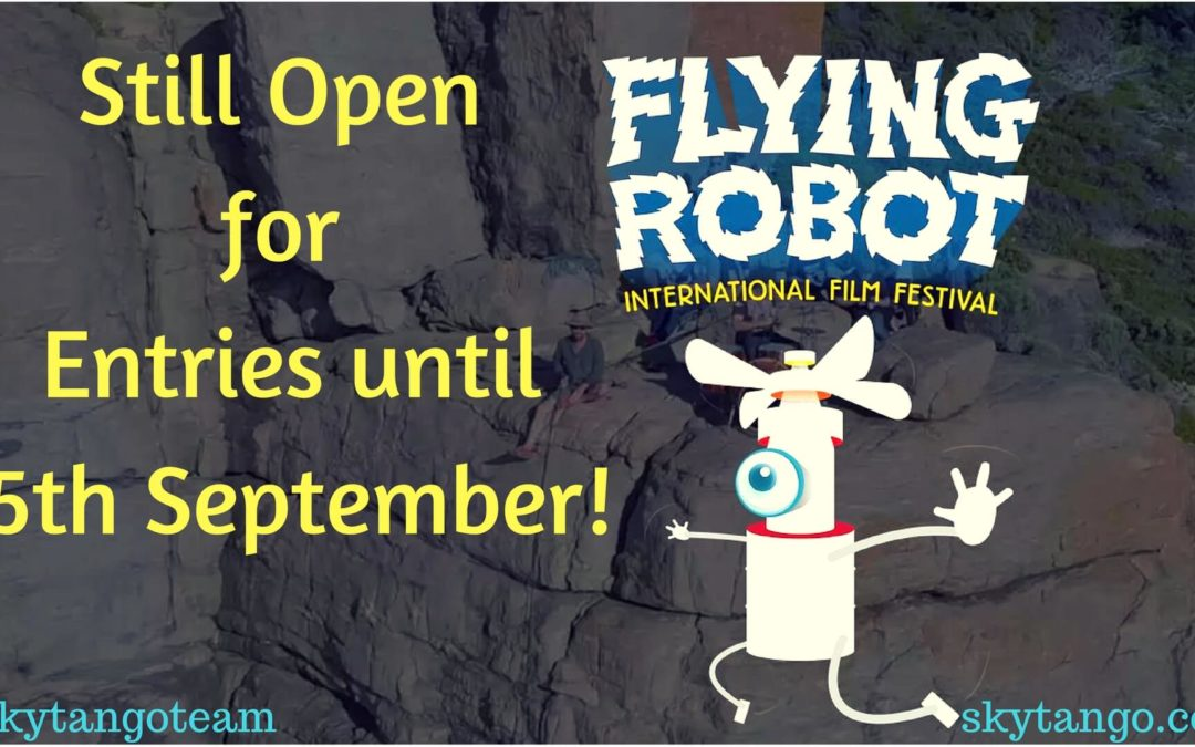 Flying Robot International Film Festival 2016 Still Open For Entries