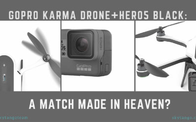 GoPro Karma Drone and Hero5 Black a match made in heaven?