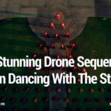 Stunning Dancing With The Stars Drone Sequence