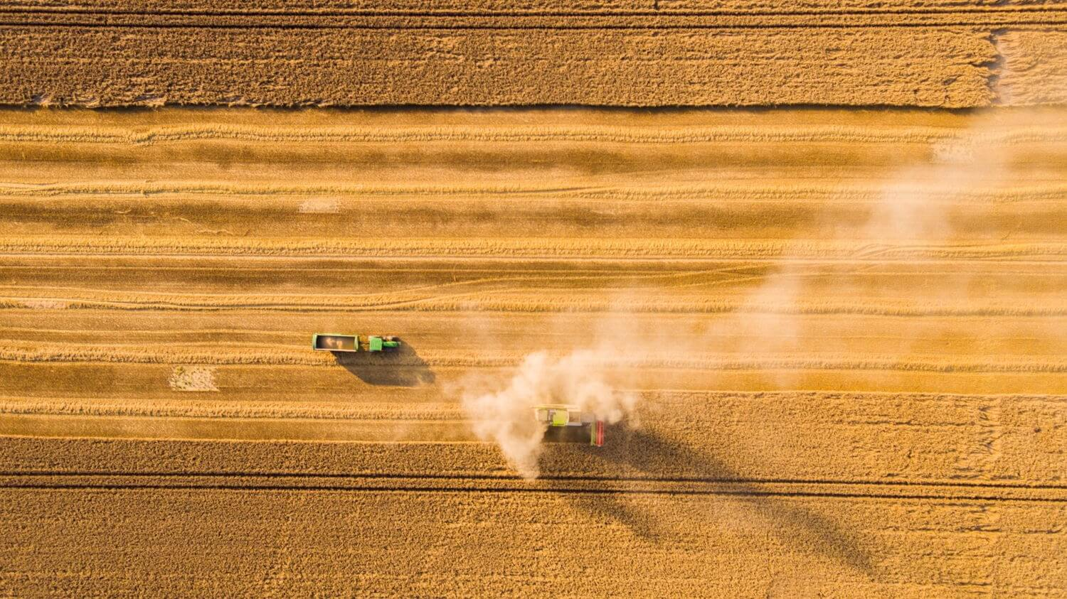 400ft Britain - Drone Photography & Videography Competition Launched By CAA & VisitEngland - Harvesting