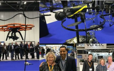 Commercial UAV Show London: My Personal Highlights