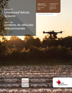 journal-of-unmanned-vehicle-systems