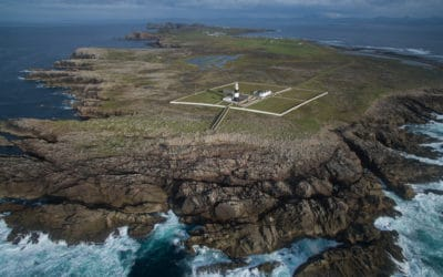 Aerial Views Of Irish Lighthouses: Interview With John Eagle