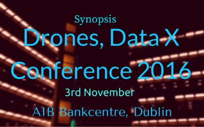 Drones Data X Conference: My Review