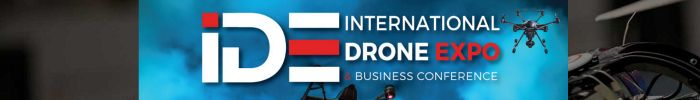 International Drone Expo - IDE 2016