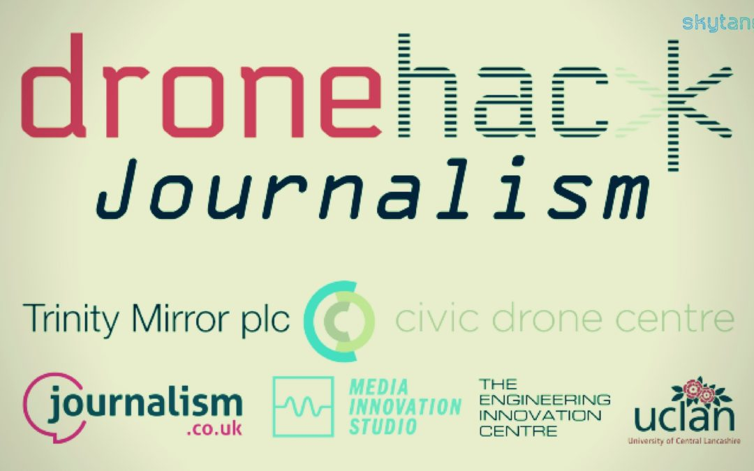 DroneHack Journalism Event To Explore Potential Of Drones In Journalism