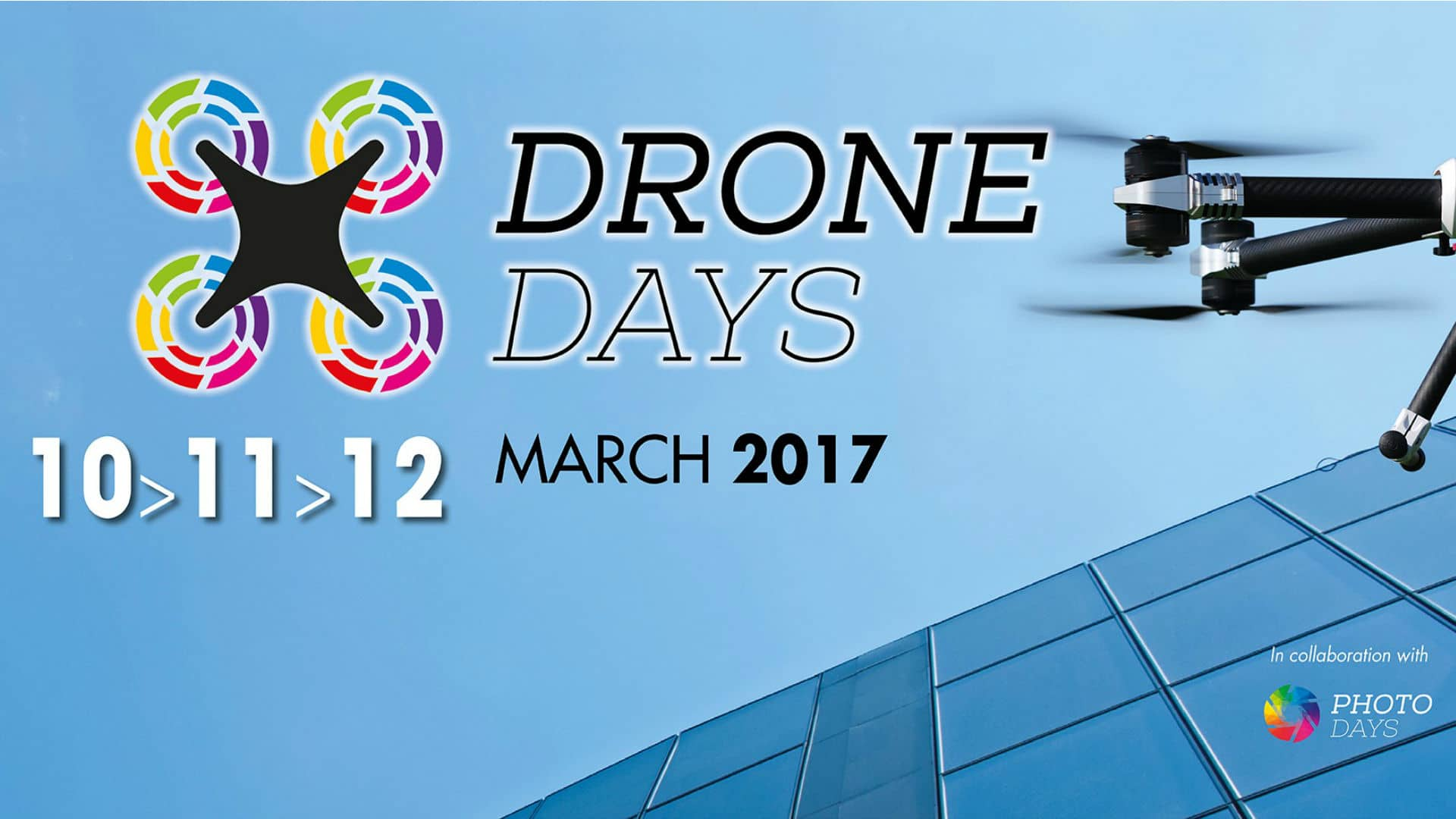 Drone Days 2017 Review