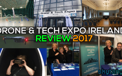 Drone & Tech Expo Ireland 2017: My Review & Highlights