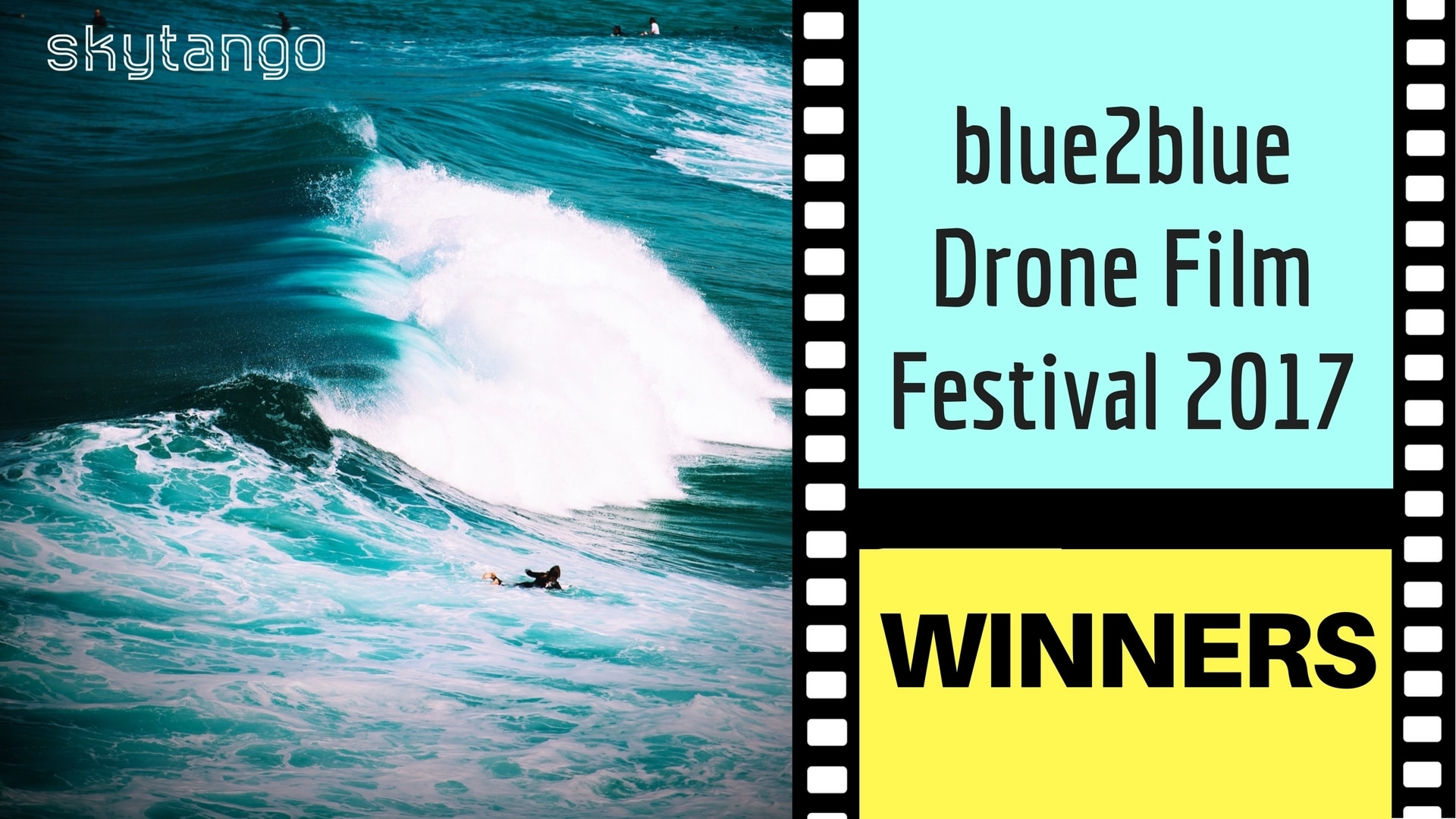 2017 blue2blue Drone Film Festival Winners