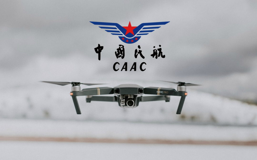 Chinese Drone Pilots Have To Register With The Government