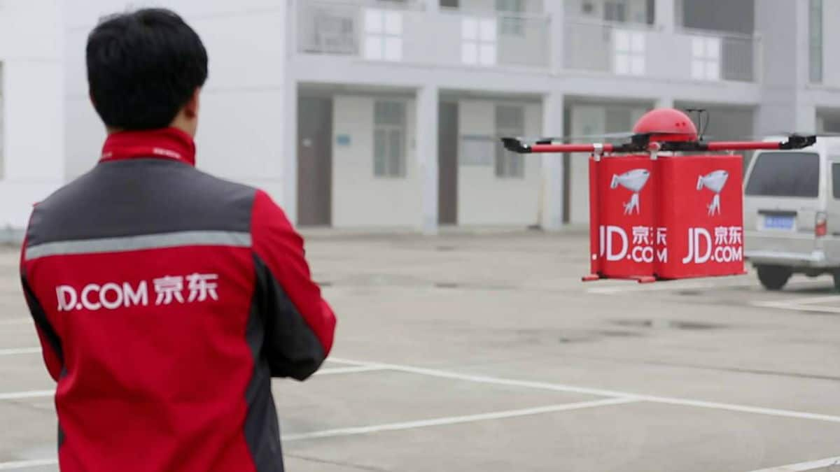 Chinese Drone Pilots have to Register with government