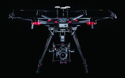 DJI and Hasselblad Reveal Advanced 100MP Aerial Imaging Platform