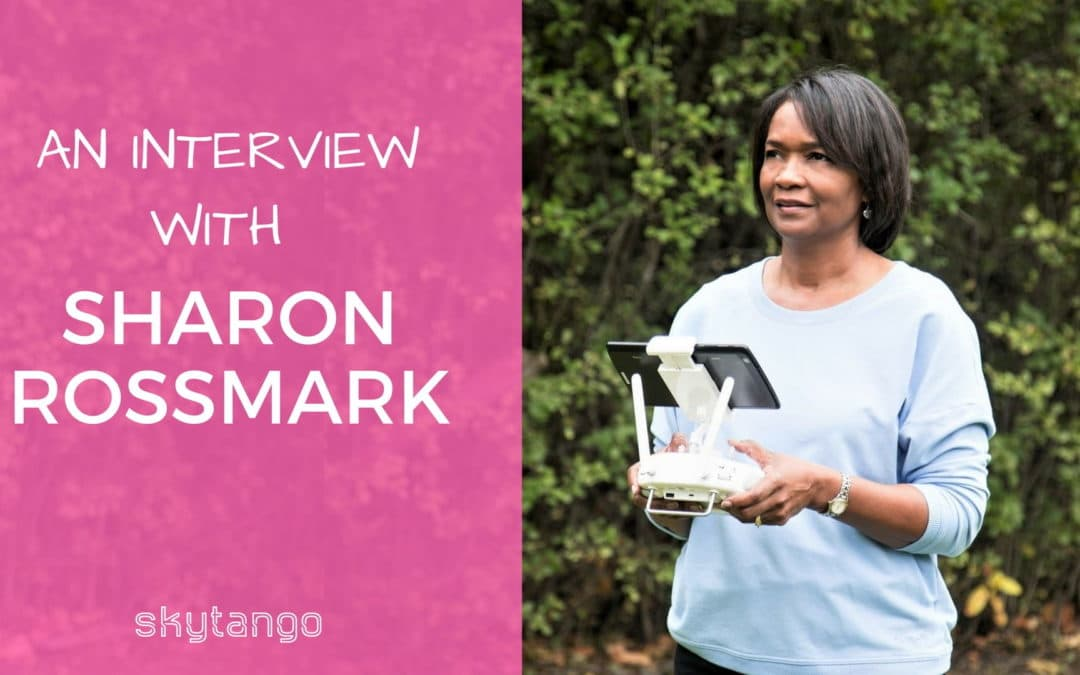 Sharon Rossmark Talks Drones, Women to Watch and Girls in STEAM