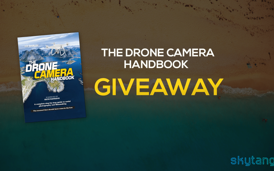 We Are Giving Away The Drone Camera Handbook!