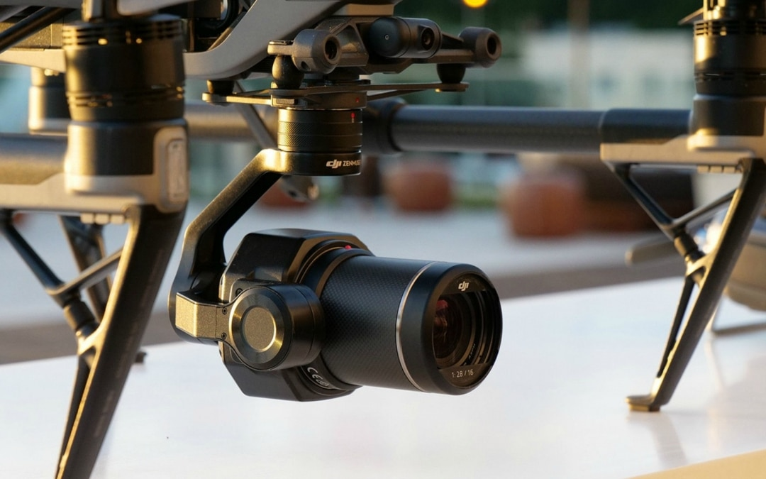 Zenmuse X7 Lands On The Drone Market With A Touch Of Class