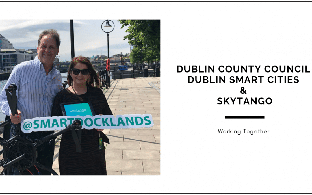 Skytango, DCC & Smart Dublin Drone Management Research Project